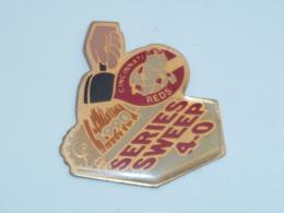 Pin's BASEBALL, REDS DE CINCINNATI 1990 - Honkbal