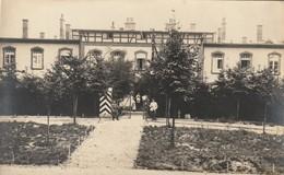 Gefangenenlager Wahn - Carte Photo - Guerra 1914-18