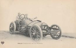 Rolls (Angleterre) Sur Sa Wolseley - Otros