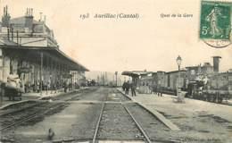 15 , AURILLAC , La Gare , CF * 350 06 - Aurillac