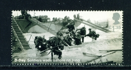 GREAT BRITAIN  -  2019 D-Day £1.35 Used As Scan - 1952-.... (Elizabeth II)