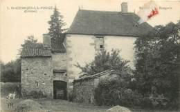 23 , SAINT GEORGES LA POUGE , Moulin De La Rougerie , * 351 32 - France