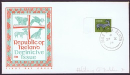 1974 Gerl No Watermark 7p Stag On First Day Cover 27 IX 74 - FDC