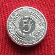 Netherlands Antilles 5 Cents 2001  Antillen Antilhas Antille Antillas Wºº - Antillen (Niederländische)