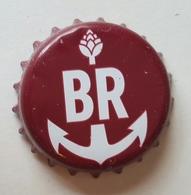 CAPSULE  MICRO BRASSERIE DE LA RADE TOULON FRANCE - Bière