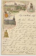 """369 - Liège """"1897"""" - Lüttich"""