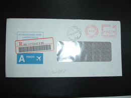 LR EMA BAGB38HHK à 04,31 E Du 25 II 03 BRUXELLES - 2000-...