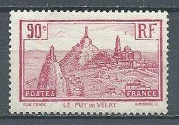 France YT N°290 Le Puy En Velay Neuf/charnière * - France