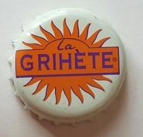CAPSULE  MICRO BRASSERIE LA GRIHETE NYONS  FRANCE - Bier