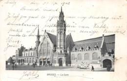 BRUGES - La Gare - Brugge