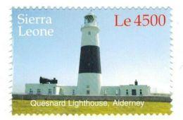 Phare Lighthouse Vuurtoren Leuchttürme Faro Fari SIERRA LEONE NEUF** MNH - Fari