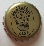 CAPSULE  MICRO BRASSERIE ALBA CORSE  FRANCE - Bière