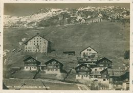 Switzerland - Belmunt-Chantarella St. Mortiz - GR Grisons