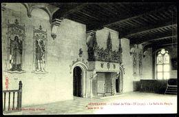 OUDENAARDE / AUDENARDE - Stadhuis - Hôtel De Ville, Salle Du Peuple - Non Circulé - Not Circulated - Nicht Gelaufen. - Oudenaarde
