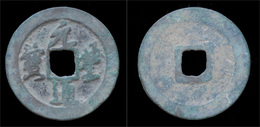 China Northern Song Dynasty Emperor Shen Zong AE 3-cash - Orientales