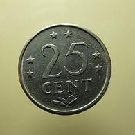 Netherland Antilles 25 Cents 1984 - Antillen (Niederländische)