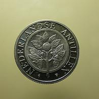 Netherland Antilles 25 Cents 1995 - Antille Olandesi