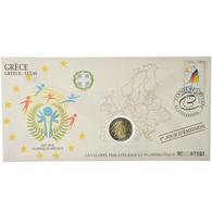 Grèce, 2 Euro, 2011, Enveloppe Philatélique Numismatique, SPL, Bi-Metallic - Grèce