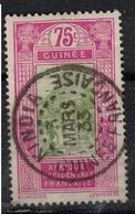 GUINEE     N°  YVERT   :   110   ( 10 )          OBLITERE       ( OB   7 / 33 ) - Gebraucht