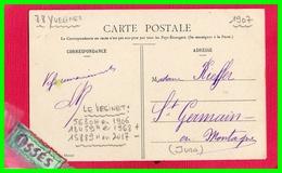 QUATRE C.P.A. LE VESINET. Petite Sélection (rectos Versos) - Le Vésinet