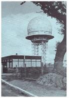 LA CHATRE. Station Radar Longue Portée - La Chatre