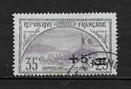 FRANCE 1922 . N° 166 . Oblitéré . - Used Stamps