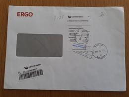 Lithuania Litauen Cover Sent From  Siauliai 2019  Returned - Lituania