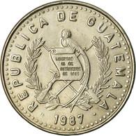 Monnaie, Guatemala, 10 Centavos, 1987, TTB, Copper-nickel, KM:267 - Guatemala