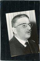 Photo De Presse   LE GENERAL D'ARMEE  PERRE BODET  Au Tribunal Des Insurgés D'ALGER  En 1961 - Identified Persons