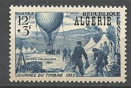 ALGERIE  N° 325 NEUF** LUXE SANS CHARNIERE / MNH - Nuevos