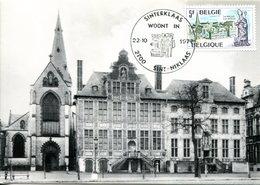 15177210 Belgium 19771022 St-Niklaas Eglise St-Nicolas CM Cob1873 - 1971-1980