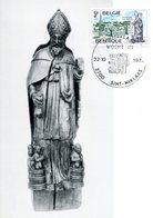 15177211 Belgium 19771022 St-Niklaas Statue De St-Nicolas CM Cob1873 - 1971-1980
