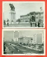 BRASILE - SAO PAULO - SAN PAOLO - LOTTO DI 2 CARTOLINE - São Paulo