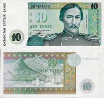 Kazakhstan 1993 - 10 Tenge - Pick 10 UNC - Kazakhstan