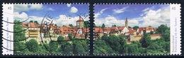 Allemagne Fédérale - Rothenburg Ob Der Tauber 3235/3236 (année 2019) Oblit. - [7] Federal Republic