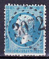 France-Yv 22, GC 3072 Quissac (29) - Marcophilie (Timbres Détachés)
