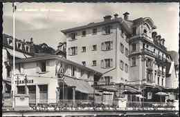 SVD632 MONTREUX - HOTEL TERMINUS , BUFFET DE LA GARE - VD Vaud