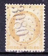 France-Yv 59, GC 3080 Ramerupt (9) - Marcophilie (Timbres Détachés)