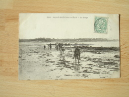 Cpa 44 Saint Brevin L Ocean La Plage - Saint-Brevin-l'Océan