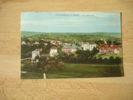 Cpa  67 Niederbronn Les Bains Vue Generale Carte Colorisee - Niederbronn Les Bains
