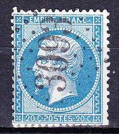 France-Yv 22, GC 3093 Recey-s-Ource (20) - Marcophilie (Timbres Détachés)