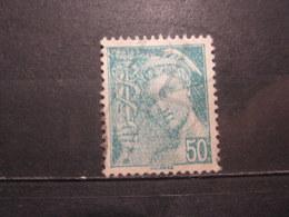 VEND BEAU TIMBRE FRANCE N° 549 , IMPRESSION DEFECTUEUSE !!! - Variétés: 1941-44 Oblitérés