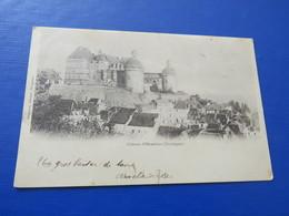 Château D'Hautefort (Dordogne) - France