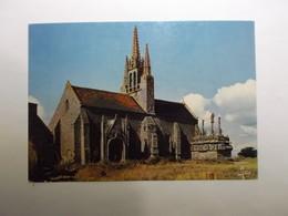 Chapelle Notre Dame De Tronoen ...... - Saint-Jean-Trolimon