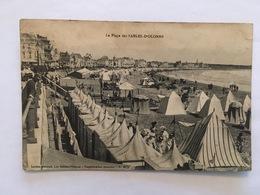 VENDEE CPA SABLES D'OLONNE  LA PLAGE - Noirmoutier