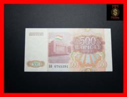 TAJIKISTAN 500 Rubles  1994  P. 8  UNC - Tadschikistan