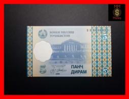 TAJIKISTAN 5 Diram 1999 P. 11  UNC - Tadschikistan