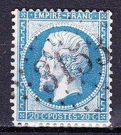 France-Yv 22, GC 3153 Rivesaltes (65) - Marcophily (detached Stamps)