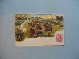 Gruss Aus REICHSHOFFEN    -  67  -  Carte Illustrée évènements De 1870    -  Bas Rhin - Sonstige Gemeinden