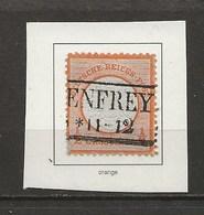 Timbre De Juin 1872. - Gebraucht